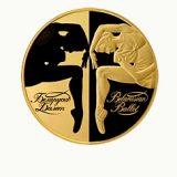 Belarusian ballet – 2007 – Belarus – gold coin