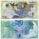 Kazakhstan – Bluebird – 2013 – star – test (specimen) banknote