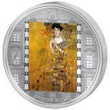 Masterpieces of Art – Adele Bloch-Bauer (GUSTAV KLIMT) – Cook Islands – 2012 – 20 Dollars – 3 oz silver coin