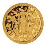 Twelve Apostles – Liberia – 2009 – gold coin