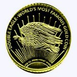 Double Eagle – Liberia – 2005 – gold coin