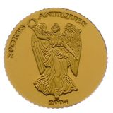 Goddess of Victory (Nike) – Togo – 2004 – gold coin