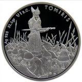 Tomiris – 100 Tenge – Kazakhstan – silver coin