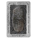 Kultegin – 500 Tenge – Kazakhstan – silver coin